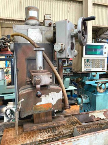 平面研削盤 Surface grinding machine