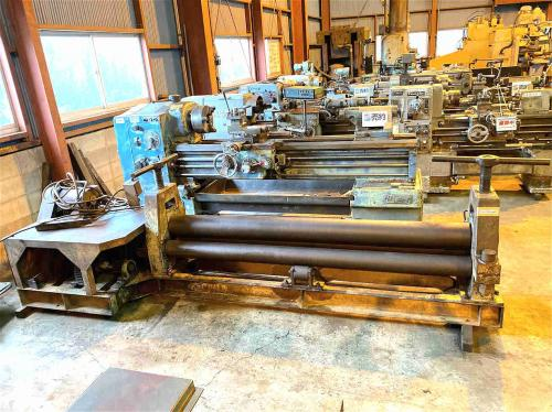 3本ロール 3 Bending Roll Machine