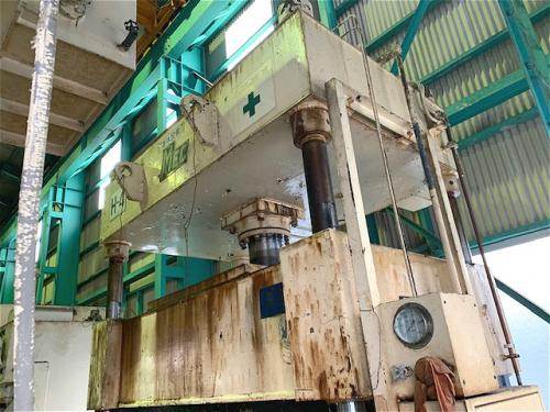 110t 油圧プレス 110t Hydraulic Press Machine